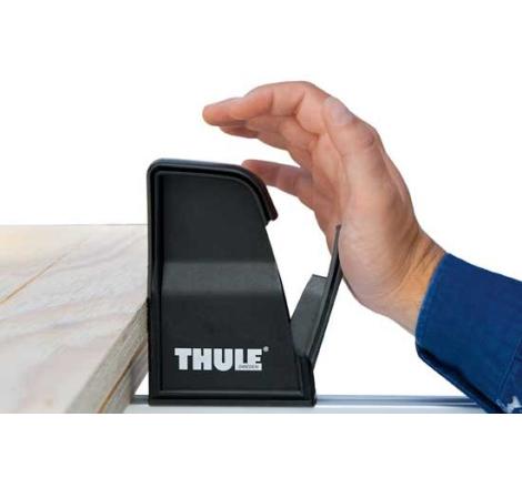 Laststopp 2-Pack för Thule Pro / alu-rör