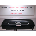 "Takbox Packline FX-SUV 2.0 ""Audi Quattro"" Edition - 400 Liter"