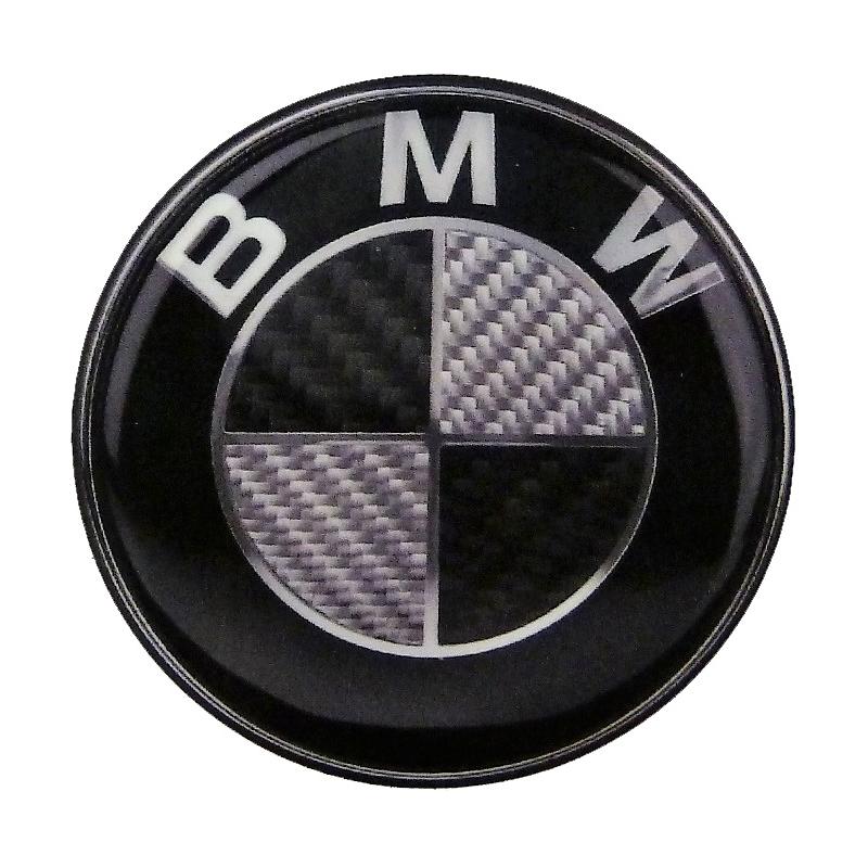 Dekalsats BMW Karbon Edition