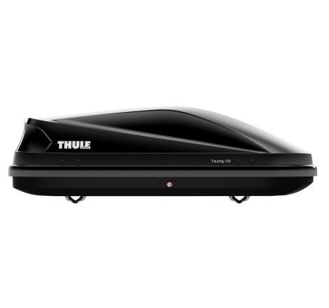 Takbox Thule Touring S100 Svart högblank. Dual Side - 330 Liter