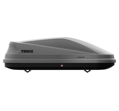 Takbox Thule Touring S100 Titan Aeroskin. Dual Side - 330 Liter