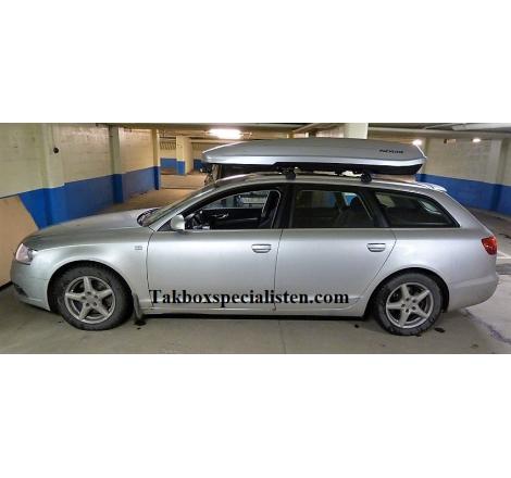 Takbox Packline Avantgarde / F Basic på Audi A6 Avant