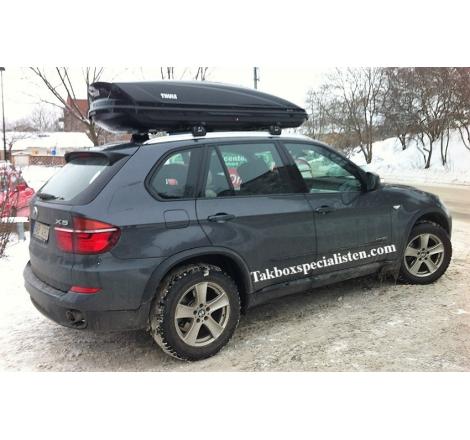 Takbox Thule Motion 900 / XT XXL Svart högblank på BMW X5