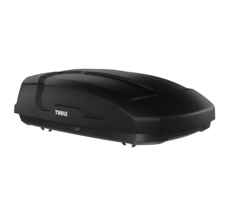 Thule Takbox Force XT S Svart matt. Dual Side - 300 Liter