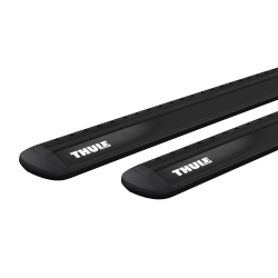 Rörsats Thule WingBar Evo Black 711420. 135 cm 2-pack - Kampanj!