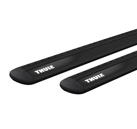 Rörsats Thule WingBar Evo Black 711520. 150 cm 2-pack