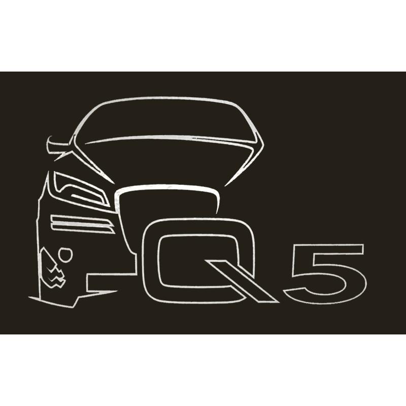 Dekalsats Audi Q5 Edition