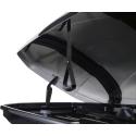 Takbox Thule Excellence XT Svart / Titan 470 Liter