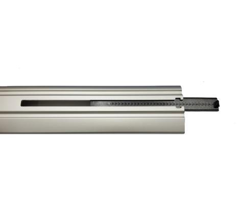 Smart Scale täcklinjal Thule WingBar Evo 108 cm
