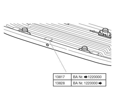 Centrallåssystem till Thule takboxar
