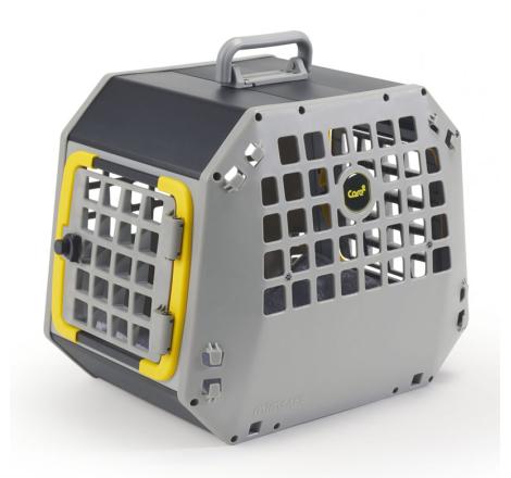 Hundbur / Transportbur MIM Care2Medium Grå
