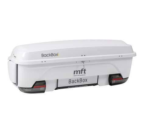 MFT BackBox Vit (Lev. tid 5-10 arbetsdagar)