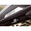 Takbox Hapro Trivor 560 Svart metallic - 560 Liter