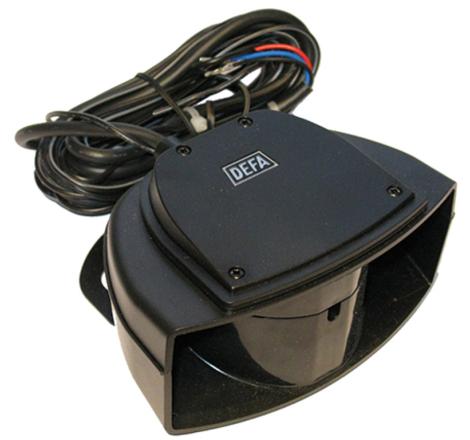BackUp Sirén Defa DVS90