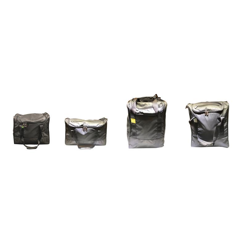 Väsksats Pagura 3. (4 väskor) 70L+60L+35L+25L