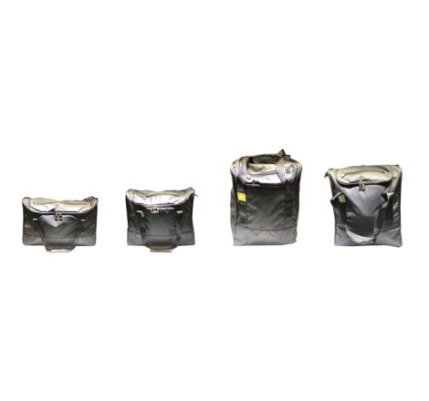 Väskset Pagura 3. (4 väskor) 60 L+45 L+35 L+25 L
