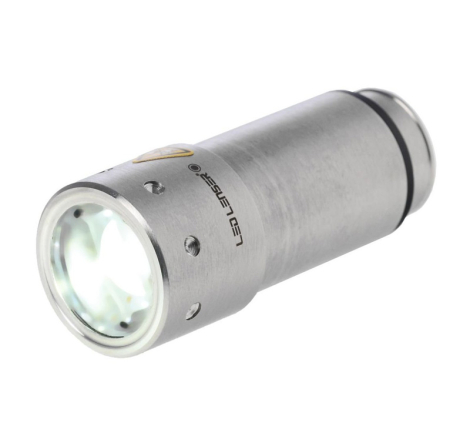 Ledlenser ficklampa Automotive Silver