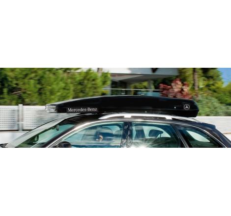 "Takbox Packline FX-U ""Mercedes Benz Edition""Svart högblank - 460 Liter"