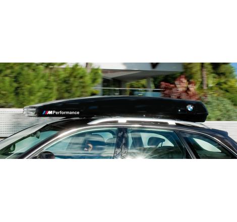 "Takbox Packline FX-U BMW M Performance Edition""Svart högblank - 460 Liter"