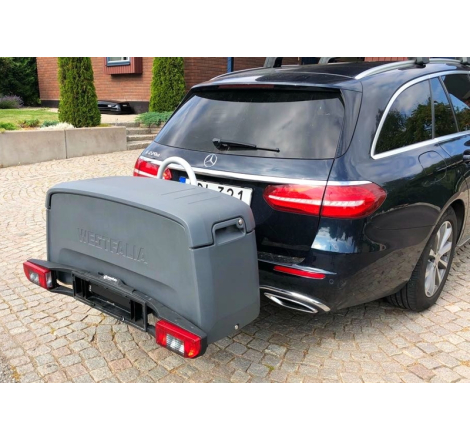 Transportbox Westfalia Antracit