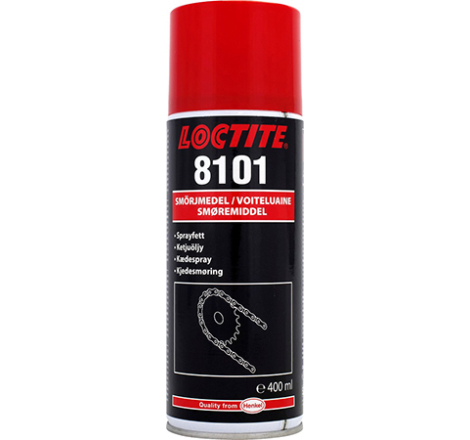 Loctite 8101 Chain Spray 400ml spray
