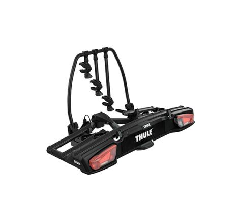 Cykelhållare Thule VeloSpace XT 3. 939 Black Tiltbar - 3+1 cyklar (Även för tunga cyklar)