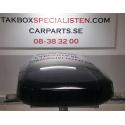 Takbox Packline NX Twin XL Svart högblank - 450 Liter