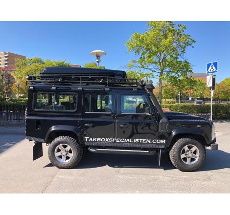Taktält - TentBox Classic Monter På Land Rover Defender