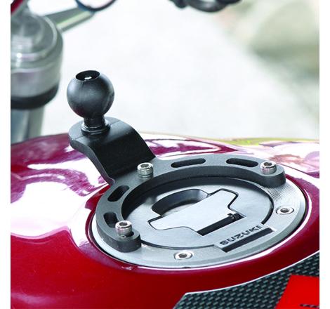 RAM B-Kula för bränsletank