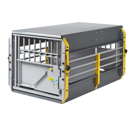 Hundbur / Transportbur MIM MultiCage Dubbel Extra Large
