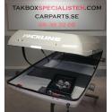 Takbox Packline FX-U Vit högblank - 460 Liter