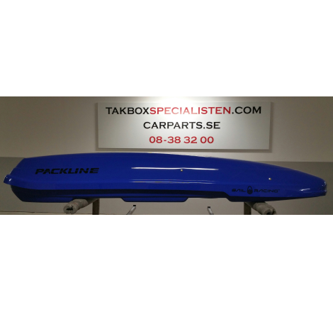 "Superfynd! Takbox Packline F Avantgarde Blue ""Sail Racing"" Edition - 430 Liter"