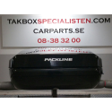 Takbox Packline NX Premium Svart högblank - 450 Liter