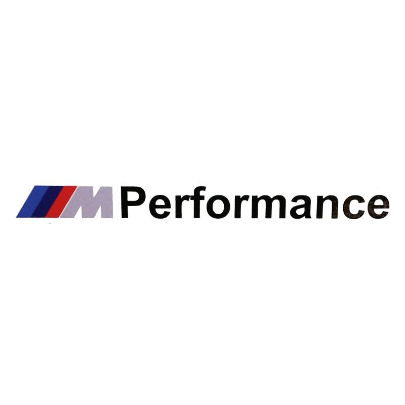 Dekalsats BMW M Performance Svart
