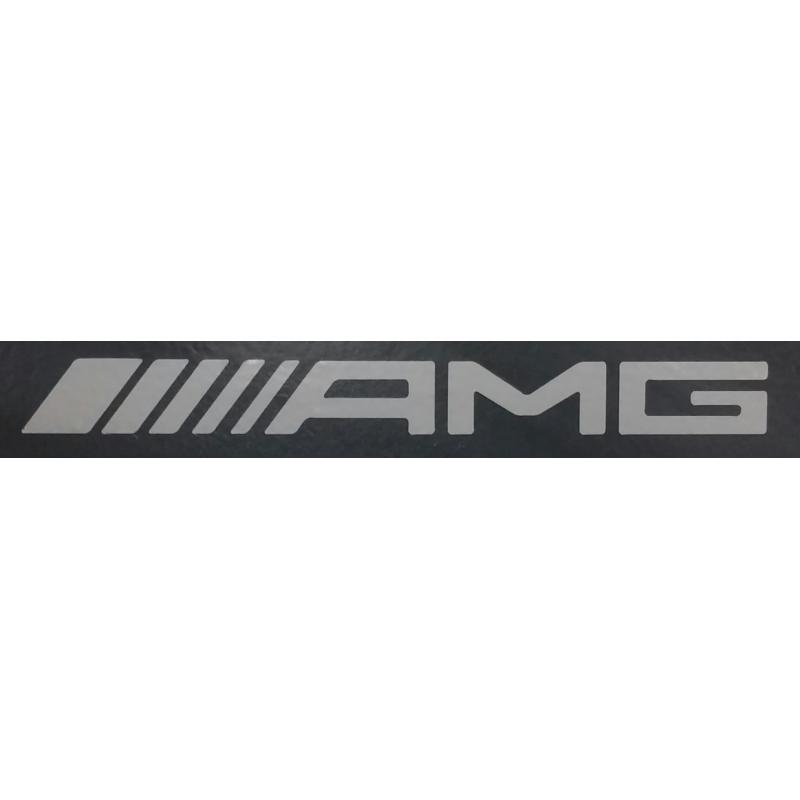 Dekalsats Mercedes Benz AMG Silver