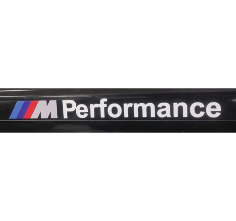 Dekalsats BMW M Performance Vit