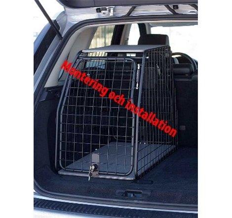 Montering av Artfex Hundbur