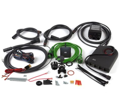 Komfortsats Defa WarmUp 1900 GPS Link