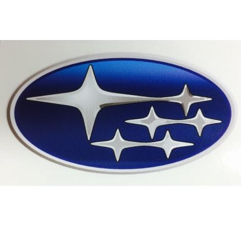 Dekalsats Subaru