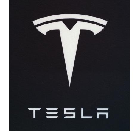 Dekalsats Tesla Vit