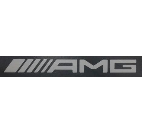 Dekalsats Mercedes Benz AMG Silver Stor