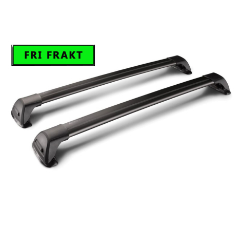 Whispbar Flush-Bar Black S-8 B