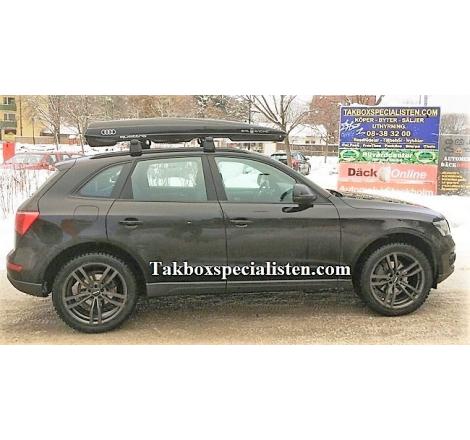 "Takbox Packline FX-SUV 2.0 ""Audi Quattro Edition"" på Audi Q5"