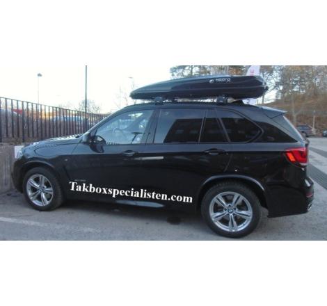 Takbox Hapro Zenith 8.6 På BMW X5