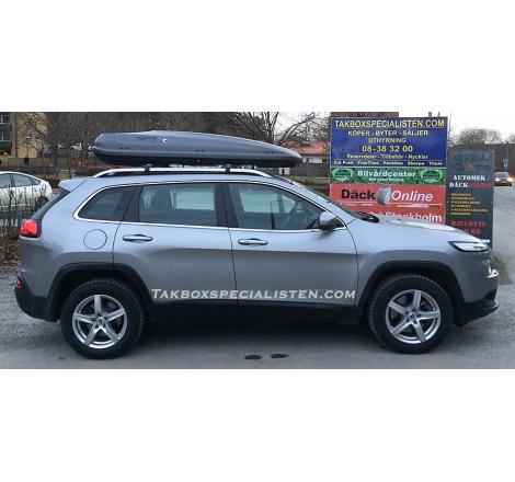 Takbox Hapro Zenith 8.6 På Jeep Grand Cherokee