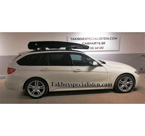 "Takbox Packline FX-SUV 2.0 ""BMW Edition"" på BMW 3 Serie Touring"