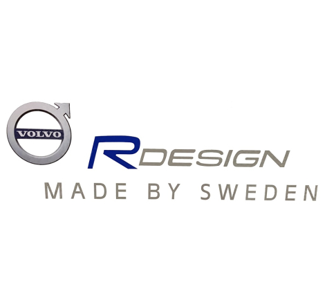 Dekalsats Volvo Made By Sweden