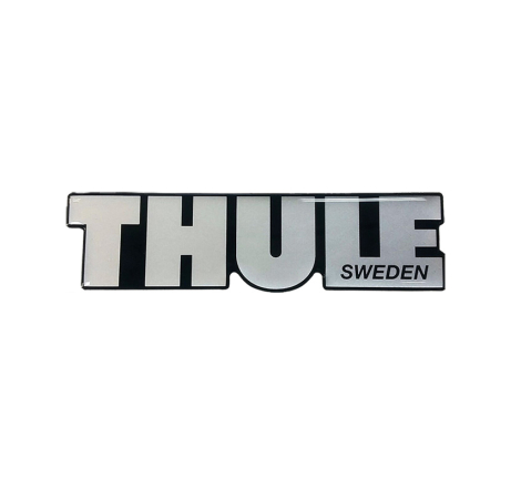 Dekal Thule Silver (Ny design)