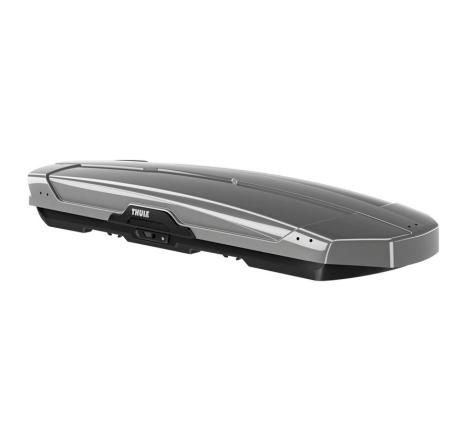 Fri frakt! Takbox Thule Motion XT Alpine Titansilver 450 Liter