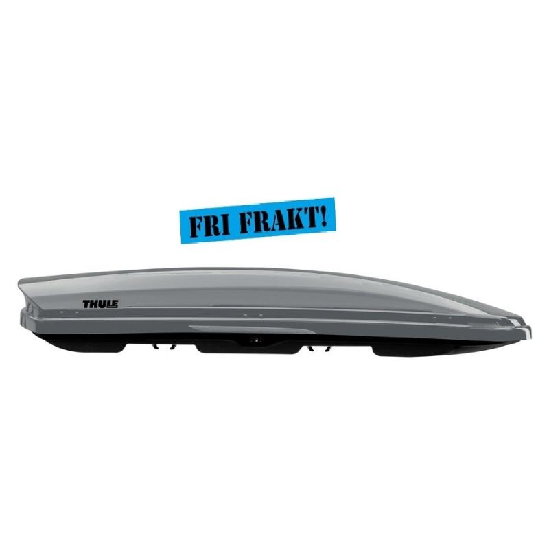 Takbox Thule Dynamic L900 Titansilver - 430 Liter